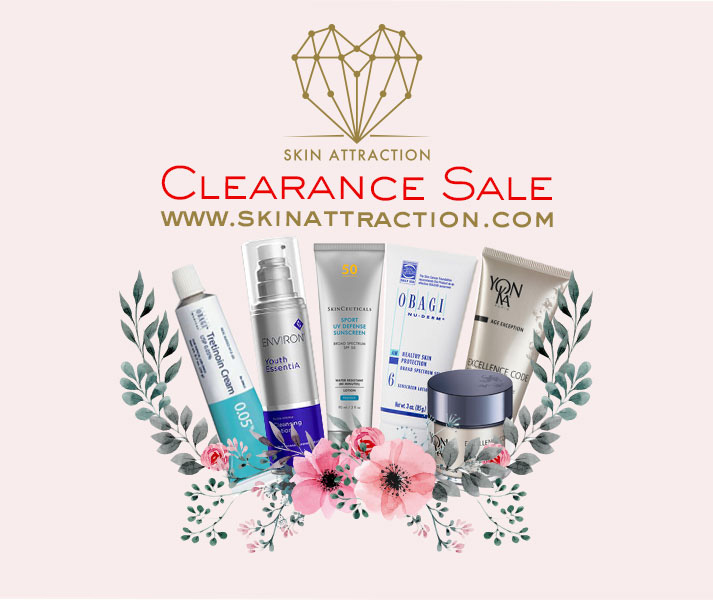 Clearance Sale! Deep Discounts on Selected Products!